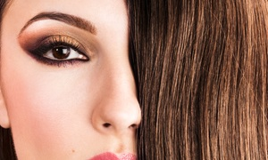 StoneHouse Hair & Nails: Haircut with Conditioning, and Facial Wax at StoneHouse Hair & Nails ($23 Off)
