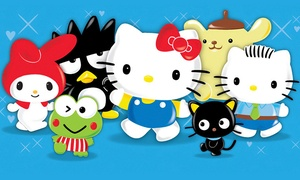 Hello Kitty's Supercute Friendship Festival: Hello Kitty's Supercute Friendship Festival at Veterans Memorial Coliseum on July 31–August 2 (Up to 25% Off)