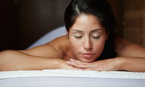 LekSpa: Swedish or Thai Massage with Facial, Detox Facial with Back Massage, or Body Polish at LekSpa (Up to 54% Off)