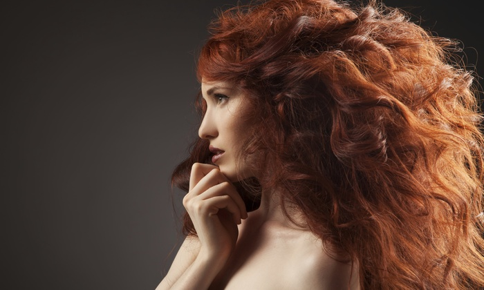 Thousand Oaks Salon Suites with April M - Thousand Oaks: Keratin Treatment or Haircut Package at Thousand Oaks Salon Suites with April M. (Up to 70% Off)