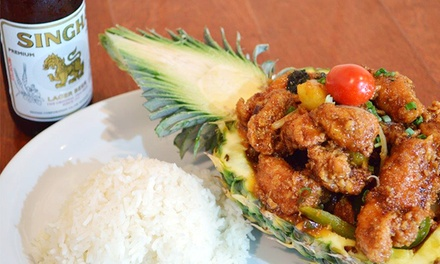 Thai Food and Drinks at Sala Thai (Up to 44% Off)