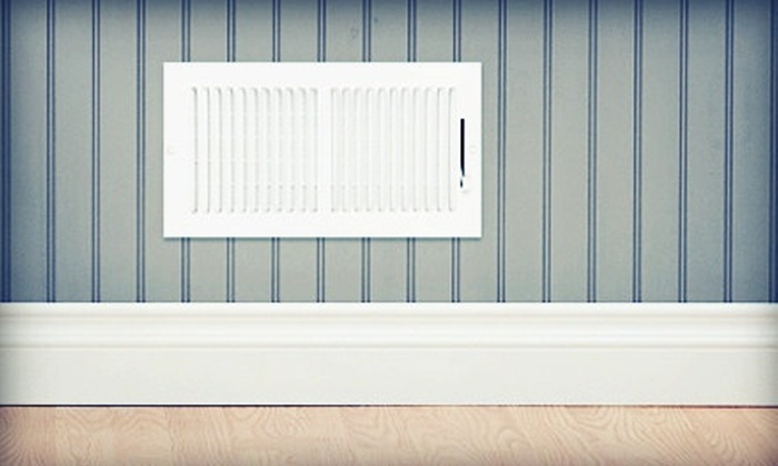 Universal Alliance Services - Lang's Farm: $99 for Duct and Vent Cleaning for Up to 10 Vents up to 2000 Sq. Ft. from Universal Alliance Services ($299 Value)