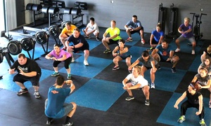 CrossFit HighGear: Five CrossFit Classes at Crossfit Highgear (75% Off)