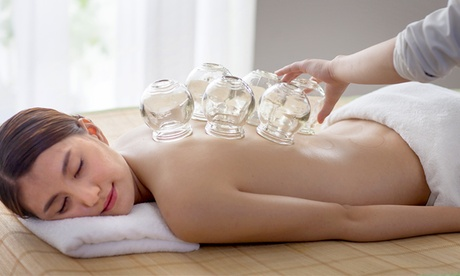 One or Two 60-Minute Cupping Sessions at Glo Beauty Bar (Up to 56% Off) d6f55b18-7631-4c44-8108-b9ac6eb8aba3