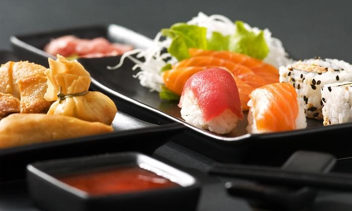 Typhoon Asian Bistro - Typhoon Asian Bistro: Pan-Asian Dinner at Typhoon Asian Bistro (Up to 43% Off)