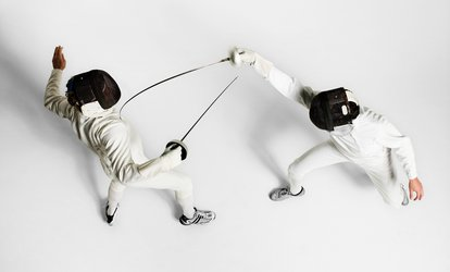 image for Four Weeks of Fencing Classes at Bowling Green Fencing Academy (65% Off)