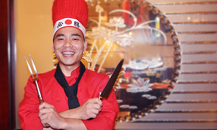 Osaka Sushi and Hibachi - Maplewood and Coon Rapids Riverdale - Multiple Locations: $22 for $40 Worth of Hibachi Food at Osaka Sushi and Hibachi