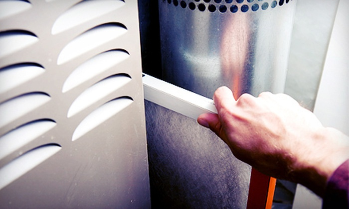 Metro Heating & Cooling - Roseville: $57 for a 15-Point Furnace Tune-Up from Metro Heating & Cooling ($119 Value)