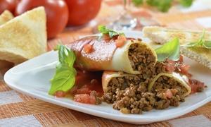 eat-aly: 3-gangen Italiaans menu vanaf € 39,99 bij Eat-Aly in Gent