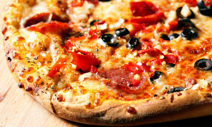 Ashland Midtown Pub - Mobile: Pizza, Salads, and Subs at Ashland Midtown Pub (50% Off). Two Options Available.