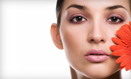 One microdermabrasion or one chemical peel