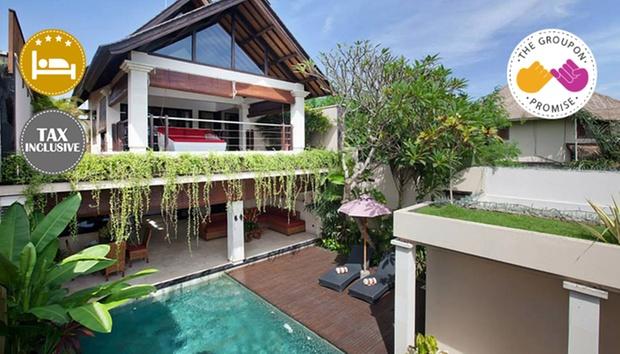 Do You Miss the Beach? Bali Villas 0