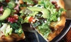 Viztango Cafe - West Adams: Italian-Inspired Meal with Salad and Drinks for Two or Four with at Viztango Cafe (Up to 55% Off)
