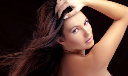 Three or Six Laser Skin-Tightening Treatments for Face at Ideal Laser Center (Up to 81% Off)