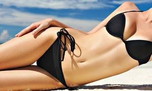Diva Lashes: One or Two Spray Tans or Bikini Waxes at Diva Lashes (Up to 57% Off)