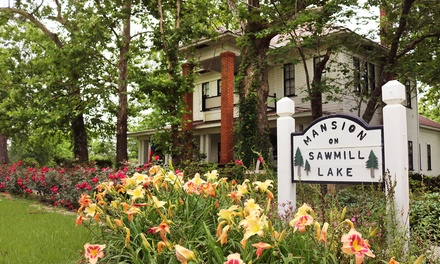 2-Night Stay for Two at Texas Forest Country Retreat Bed & Breakfast in Huntington, TX. Combine up to 4 Nights.