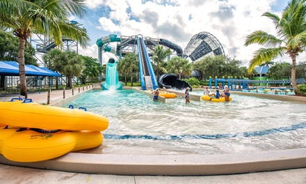 $49.99 for Single-Day Admission for Two to Rapids Water Park ($97.98 Value)