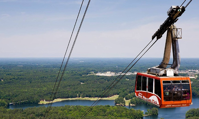 Annual Membership Pass - Stone Mountain Park - Stone Mountain: Two Winters of Fun Annual Membership Passes with Optional Parking at Stone Mountain Park