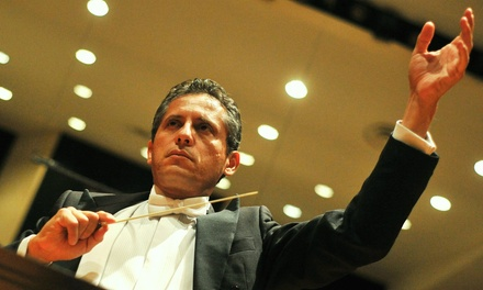 New Philharmonic Orchestra of Irving at Irving Arts Center on Select Dates, October 5–May 17 (Up to 53% Off)