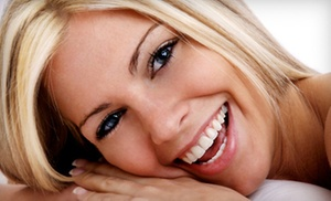 Hatcher & Bomstad Dental DDS: $49 for Exam, Full-Mouth X-Rays, and Teeth Cleaning at Hatcher & Bomstad Dental DDS (Up to $313 Value)