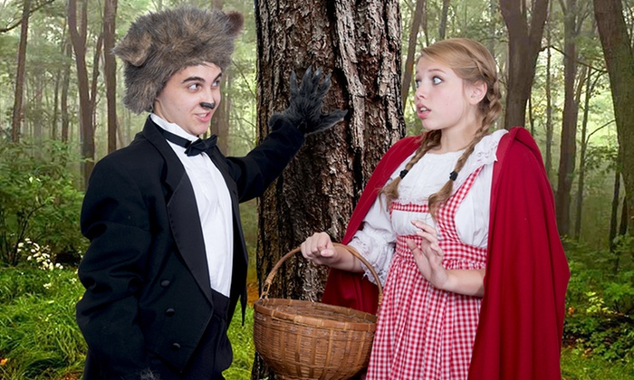 """""""Into the Woods Junior"""" - Artisan Center Theater: """"Into the Woods, Jr."""" at Artisan Center Theater Through October 11 (Up to 51% Off)"""
