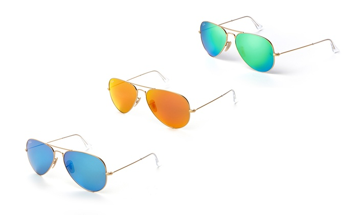 IDEELI, INC.: RAY-BAN Aviators from $114.99 | Brought to You by ideel