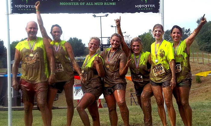 MudZilla Mud Run - Crescent: Entry in 5K Obstacle Race for One, Two, or Four from MudZilla Mud Run on Saturday, April 26 (48% Off)
