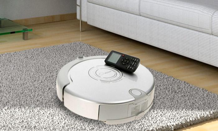 aspirateur robot ulysse. Black Bedroom Furniture Sets. Home Design Ideas