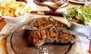 L'Antre Nous - L'Antre Nous: 1 côte de bœuf d'1kg avec frites maison et salade pour 2 personnes à 29,90 € au restaurant L'Antre Nous