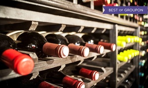 Secret Cellar: Wine Tasting and Small Plate for Two at Secret Cellar (Up to 48% Off). Two Options Available.