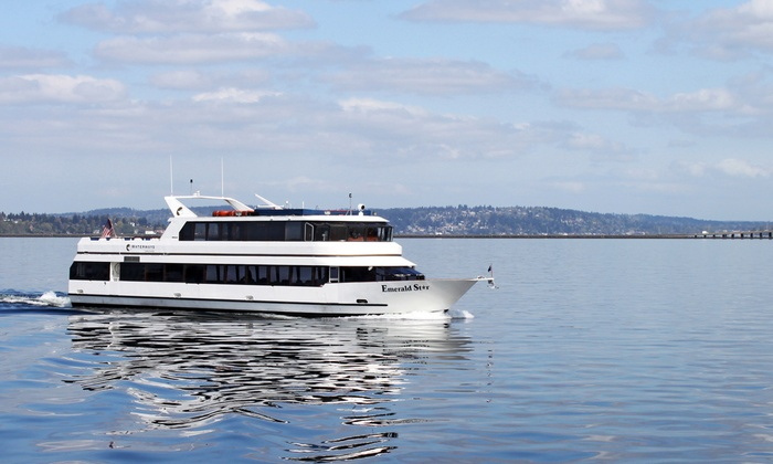 Waterways Cruises - Multiple Locations: $35 for One Ticket for a Sunday Brunch Cruise from Waterways Cruises ($59 Value)