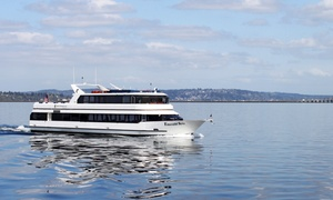 Waterways Cruises: $35 for One Ticket for a Sunday Brunch Cruise from Waterways Cruises ($59 Value)