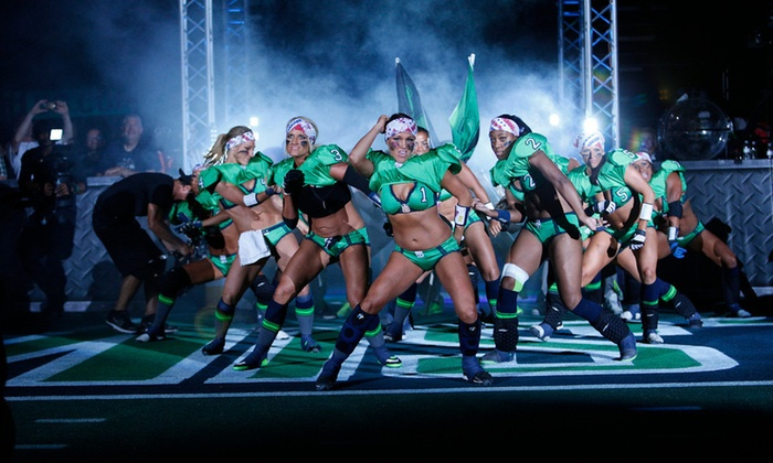 Seattle Mist vs. Las Vegas Sin - ShoWare Center: Lingerie Football League Game for One or Four at ShoWare Center on Saturday, July 26, at 8 p.m. (Up to 48% Off)