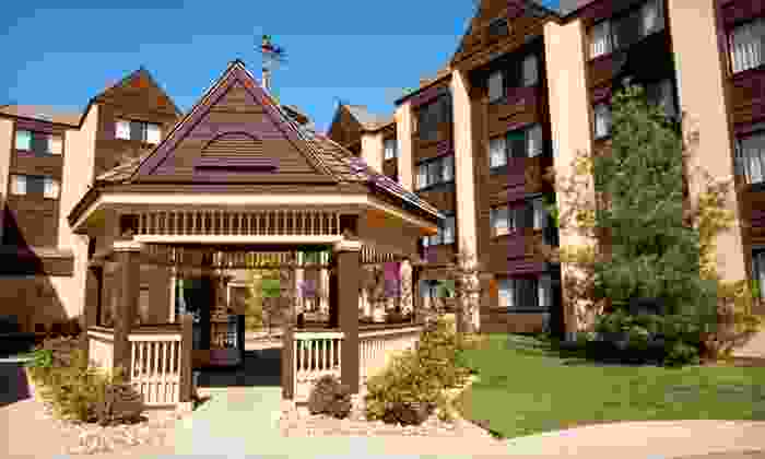 null - Springfield MO: Stay at Lodge Of The Ozarks in Branson, MO. Dates Available Through September.