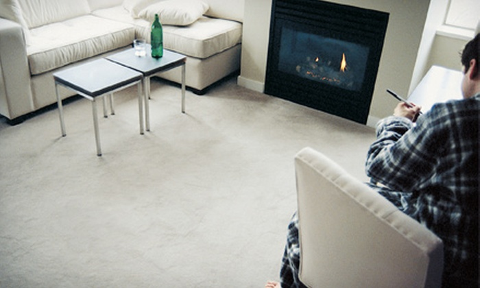 BeClean - REDEEM FROM HOME: Carpet Cleaning for Two or Three Rooms from BeClean (Up to 74% Off)
