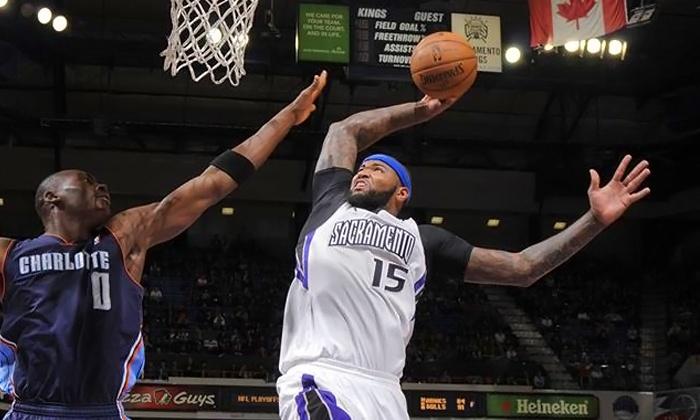 Sacramento Kings - Sleep Train Arena: Sacramento Kings Game at Sleep Train Arena on March 26 vs New York Knicks or April 8 vs Oklahoma City Thunder (51% Off)