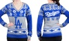 MLB Women's Ugly Holiday Sweaters : MLB Women's Ugly Holiday Sweaters