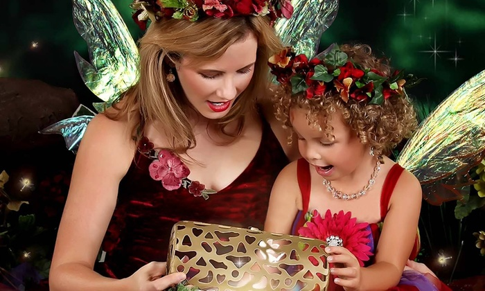 Enchanted Fairytale Portraits - Wimberley: Kids' Shoot with Option for Makeover, or Mother and Child Shoot at Enchanted Fairytale Portraits (Up to 67% Off)