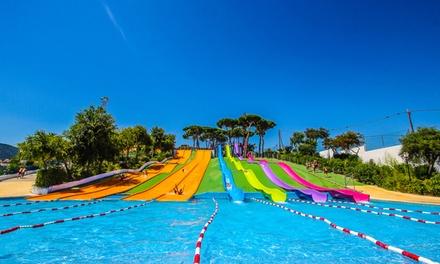 Entrada al parque acuático Illa Fantasia para niño y/o adulto desde 10 €