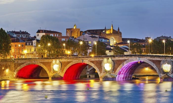 Best Western Hôtel Athénée - BEST WESTERN Hotel Athénée Toulouse: Toulouse : 1 à 3 nuits avec petit déjeuner et dégustation régionale en option au BEST WESTERN Athénée Toulouse 4* pour 2