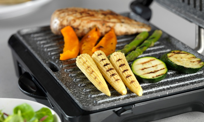 Ceramic Health Grill And Griddle Groupon Goods