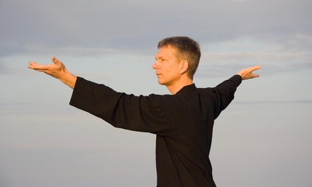 Up to 61% Off Qi Gong Healing  at Qi Gong New Haven