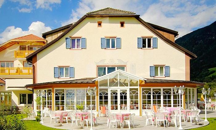 Hotel bad salomonsbrunn bagni di salomone in rasun anterselva bolzano groupon getaways - Hotel bagni di salomone ...