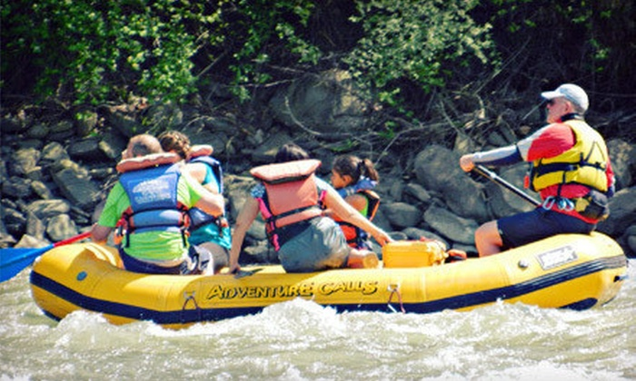 Adventure Calls Outfitters, Inc. - Altmar: $40 for a Whitewater-Rafting Trip for Two from Adventure Calls Outfitters, Inc. ($80 Value)