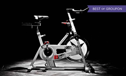 5, 10, 15, or 20 Total-Body Indoor Cycling Workouts at Moxieride (Up to 49% Off)