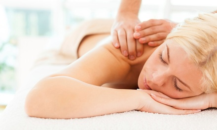 60- or 90-Minute Massage at Massage by Jolene at Fitness Evolution (Up to 50% Off)