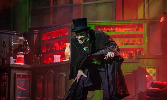 """Jekyll & Hyde"" - Rialto Square Theatre: ""Jekyll & Hyde"" at Rialto Square Theatre on Friday, February 13 (Up to 40% Off)"