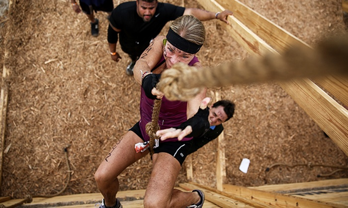 Tough Mudder - White Lightning Ranch: Admission to Tough Mudder Oklahoma on Saturday, May 16 ($44.79 Off)
