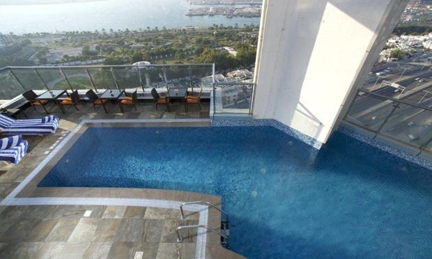 Friday Brunch And Pool Pass Ramada Abu Dhabi Groupon