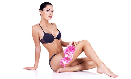 One Body Scrub and/or Bikini Wax or Three Bikini Waxes at C Wax (Up to 67% Off)